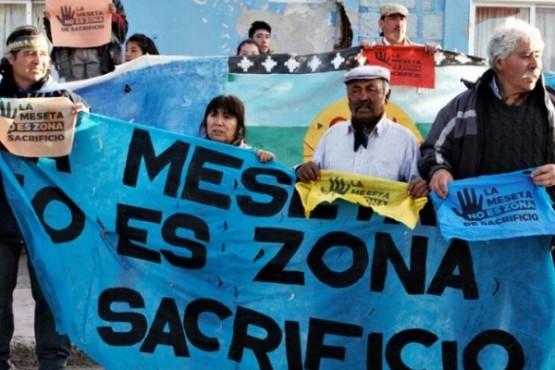 Comunidades en contra del desarrollo minero en la Meseta