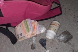 Sarmiento: Detenido por tenencia de drogas