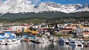 Como estará el clime este lunes 26 de octubre en Tierra del Fuego