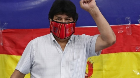 Bolivia: anularon una orden de detención contra Evo Morales