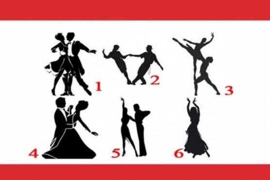¿Qué pareja de baile elegís?: la respuesta determinará tu futura relación sentimental
