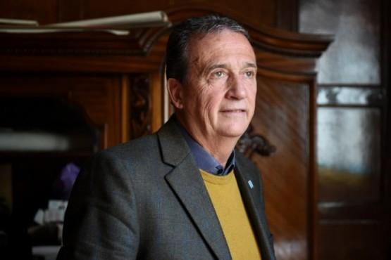 Dr. Omar Tabacco, presidente de la Sociedad Argentina de Pediatría,