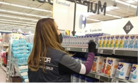 Controlan abastacimiento de productos y precios
