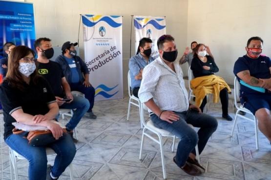 El Municipio se reunió con comerciantes que no pueden abrir sus locales por la Pandemia