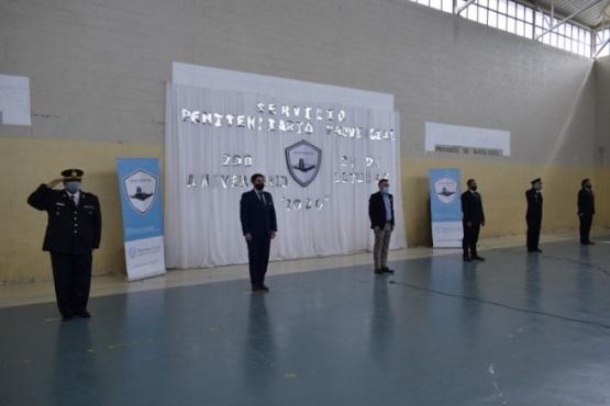 Se conmemoran dos años de la creación del Servicio Penitenciario Provincial