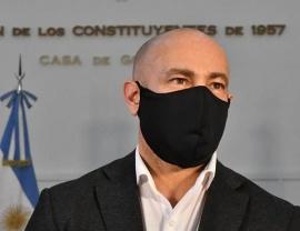 """Massoni: """"Los intendentes son los que regulan la aplicación del decreto"""""""
