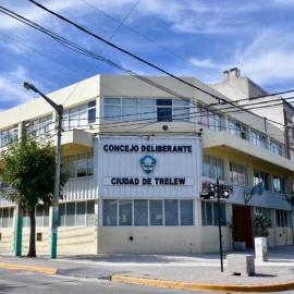 El Concejo Deliberante permanecerá cerrado ante posible caso de COVID