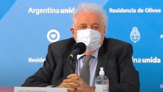 García sobre vacunas: