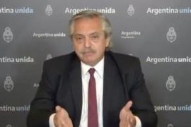 """Alberto Fernández: """"Los resultados no son los mejores tras 37 años de democracia"""""""
