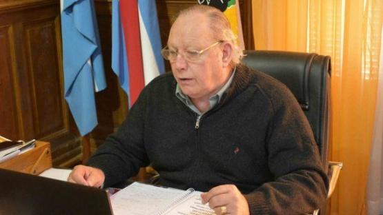 Murió por coronavirus Federico Bogdan, el intendente de Gualeguay