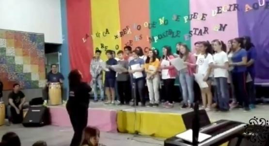 VIº Encuentro Cordillerano de Coros y Orquestas Infantiles y Juveniles
