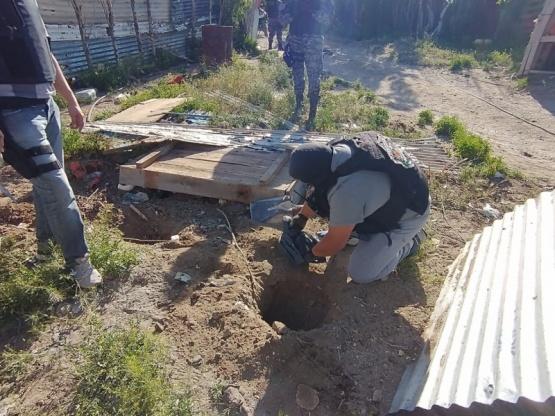 Allanamientos por tiroteos entre familias en Comodoro Rivadavia