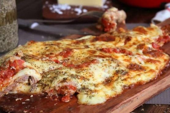 Cómo hacer matambre a a pizza