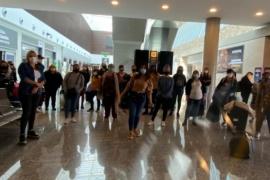 Tras una experiencia positiva el personal sanitario del Plan Detectar regresa a Buenos Aires