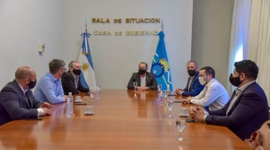 El Comité de Emergencia de la Provincia mantuvo un nuevo encuentro