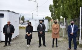 Se puso en funcionamiento el Centro de Detección Comunitario paralas Fuerzas
