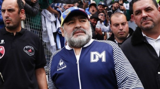 Habló el médico de Diego Maradona: