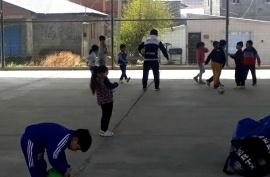 Santa Cruz FC hace escuela