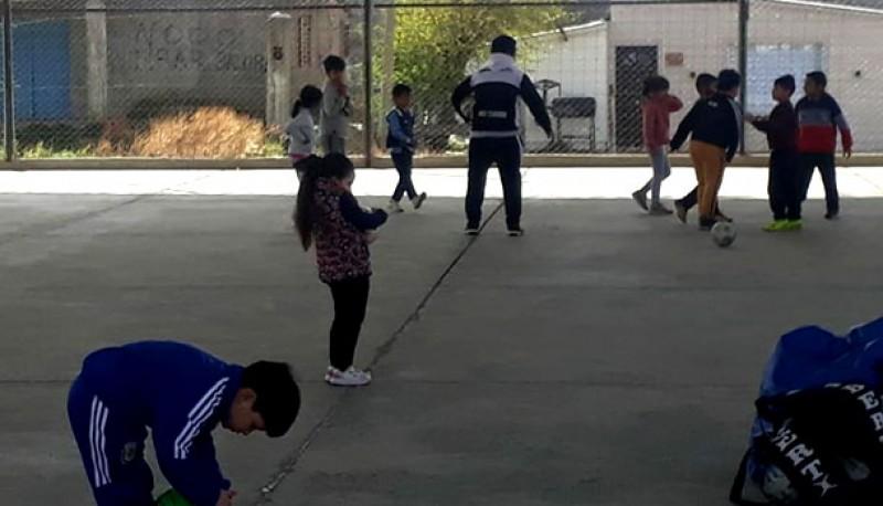 Futsal.