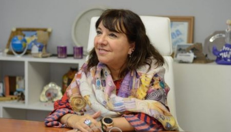 María Cecilia Velázquez, titular del CPE.