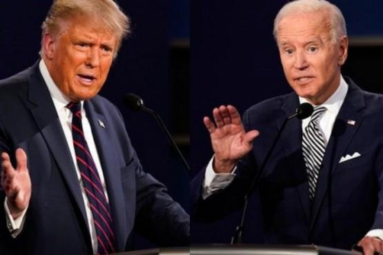 Elecciones en Estados Unidos: ¿Qué pasa si hay empate entre Trump y Biden?