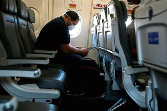 Aerolíneas aclaró por qué no es necesaria la separación entre pasajeros