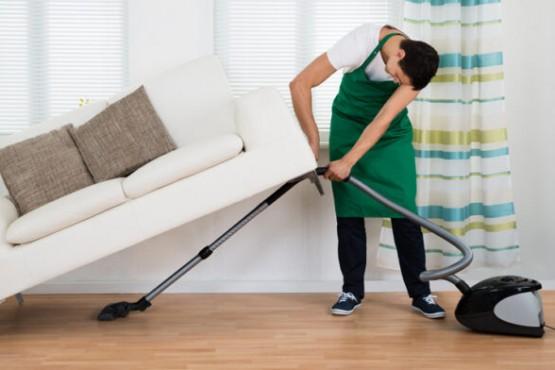 #YoMeOcupo: Una campaña para que los varones se hagan cargo de las tareas domésticas
