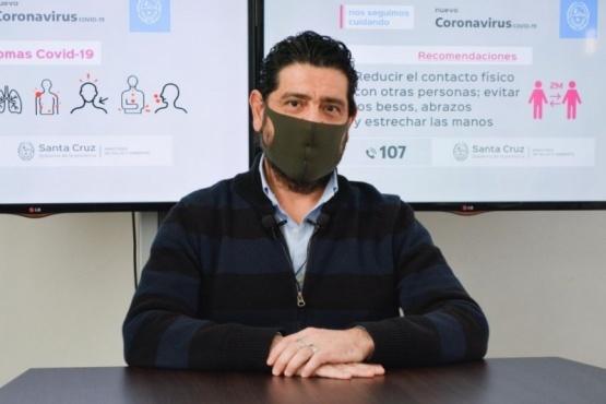 Aballay afirmó cuál será el primer sector en recibir la vacuna rusa en Santa Cruz