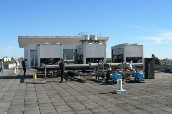 Desarrollan programas de eficiencia energética para instalaciones edilicias