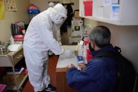 Más de 350 agentes municipales fueron testeados en los últimos días