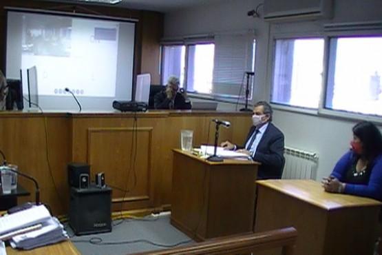 Comenzó el juicio oral por el homicidio de Rosa Acuña
