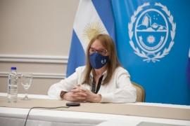 """Alicia Kirchner destacó la """"tarea maravillosa"""" en Parques Nacionales"""