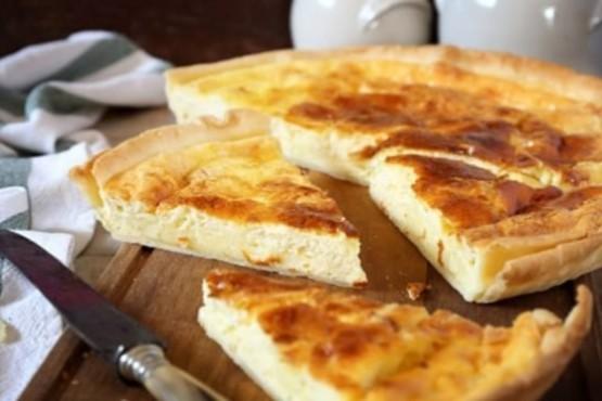 Cómo hacer tarta de queso con masa de hojaldre