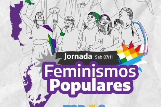 El encuentro Patagónico de Feminismos Populares del Frente de Todos ya cuenta con más de 1000 inscriptos
