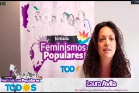 Arrancó la Jornada de Feminismos Populares en la Patagonia