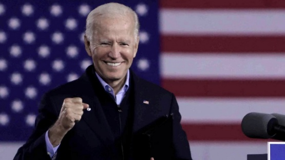 Biden fue electo presidente de Estados Unidos