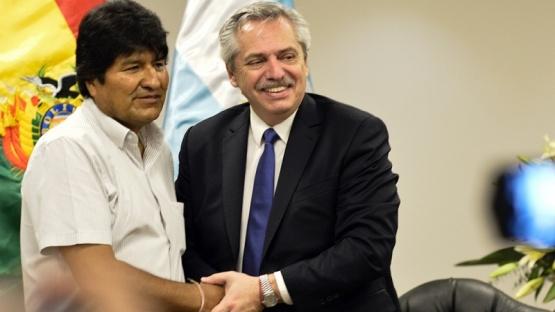 El Presidente viaja a Bolivia para participar de la asunción de Arce