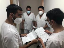 Llegan refuerzos profesionales al Hospital de Río Gallegos