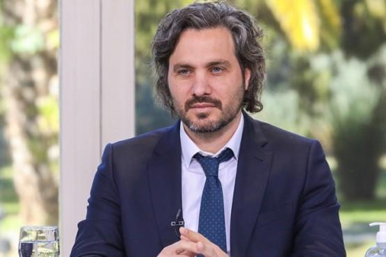 """Santiago Cafiero: """"Queremos vacunas para los argentinos, sin lecturas políticas"""""""