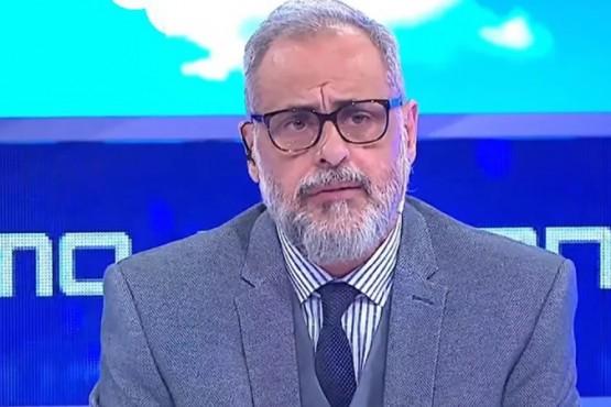 """La dura definición de Jorge Rial sobre Diego Maradona: """"Se metió toda la cocaína del mundo"""""""