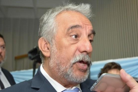 Diputado provincial Matías Mazú.