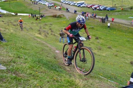 El ciclismo tuvo su competencia.