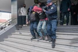 Detenido por golpear a un policía en el Banco