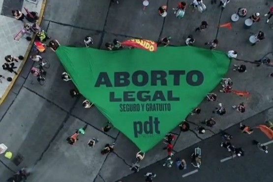 El proyecto de ley de legalización del aborto será presentado este mes en el Congreso