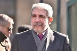 Aníbal Fernández denunció penalmente a Omar Zeidán
