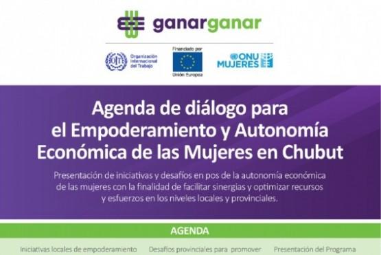 Presentan la agenda local para el empoderamiento y autonomía económica de las mujeres