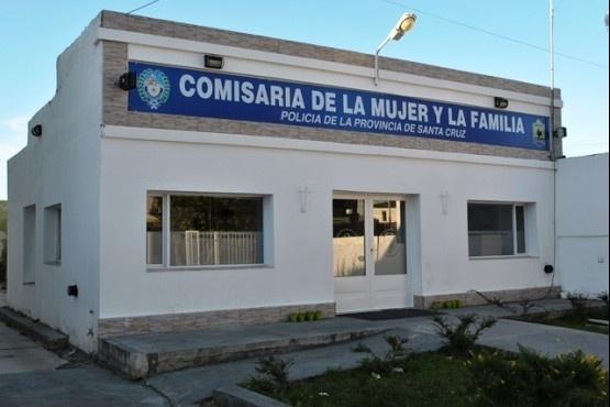 Comisaría de la Mujer.