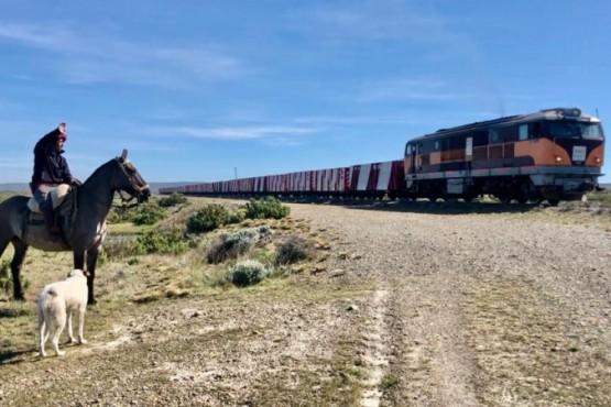 Corrieron tren