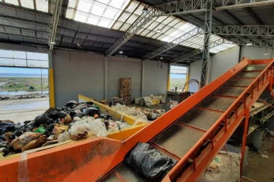 En cuatro meses han recuperado 412 toneladas de residuos en el Vaciadero