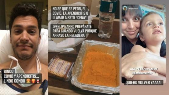 Internaron al esposo de Felicitas Pizarro